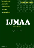 Intermational Journal of Mathematics And its Applications