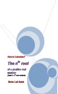 How to Calculate The nth root of a positive real  number
