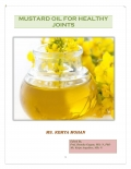 MUSTARD OIL FOR HEALTHY JOINTS (eBook)