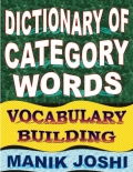 Dictionary of Category Words