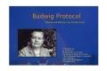 Budwig Cancer Therapy Album  (eBook)
