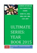 Ultimate Series: Year Book 2015