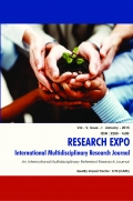Research Expo International Multidisciplinary Research Journal (Vol - V, Issue - I)
