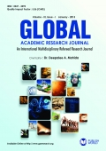 Global Academic Research Journal   (Vol - III, Issue - I   January - 2015)