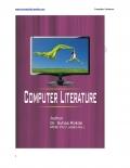 Computer Literature