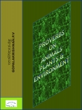 proverbs on animals, plants & environment