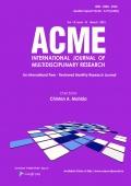 Acme International Journal  March - 2015