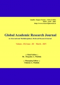 Global Academic Research Journal   March - 2015