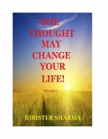 One thought may change your life! vol-2 (eBook)
