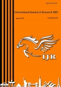 International Journal of Research, March 2015 Part-2