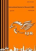 International Journal of Research, Vol-2 April Part-4