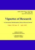 Vignettes of Research  April - 2015