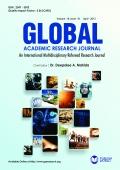 Global Academic Journal   April - 2015