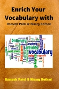 Enrich Your  Vocabulary with Ramesh Patel & Nisarg Kothari