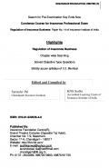 IC 14 Regulation of Insurance Business