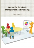 Journal for Studies in Management and Planning, February 2015