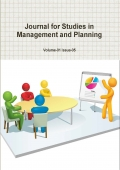 Journal for Studies in Management and Planning, June 2015 Part-1