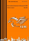 International Journal of Research May 2015 Part-5