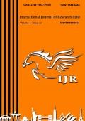 International Journal of Research September 2014 Part-7