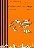International Journal of Research July 2014 Part-1