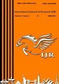 International Journal of Research June 2014 Part-4