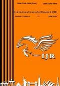 International Journal of Research June 2014 Part-1
