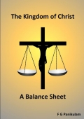 The Kingdom of Christ - A Balance Sheet