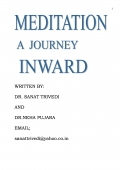 Meditation a journey inward