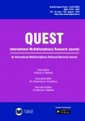 Quest International Journal [August - 2015]