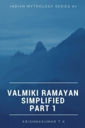 Valmiki Ramayan Simplified Part 1
