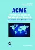 Acme International Journal [September - 2015]