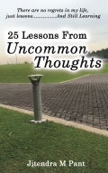 25 Lessons From Uncommon Thoughts