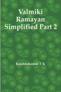 Valmiki Ramayan Simplified Part 2