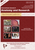 International Journal of Anatomy and Research (4.1.2) color