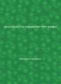 SOLUTIONS TO CHEMISTRY TEST BANKS