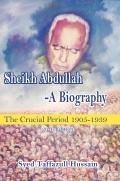 Sheikh Abdullah-A Biography