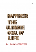 Happiness The Ultimate Goal of Life (eBook)