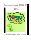 2016 - Career Guidance after 10th (S.S.C),  ebook/pdf