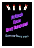 101 Classic Tips on Money Management