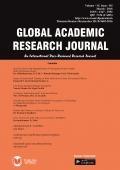 Global Academic Research Journal  (March - 2016)