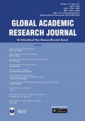 Global Academic Research Journal (April - 2016)