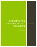 Understanding Strategic Digital Marketing