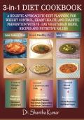 3-in-1 Diet Cookbook
