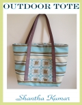 Outdoor Tote - Sewing