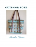 Outdoor Tote-Sewing