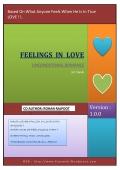 FEELINGS IN LOVE