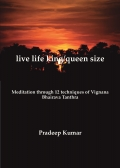 Live life King/Queen Size