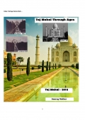 Taj Mahal Through Ages