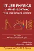 IIT JEE Physics (1978-2016: 39 Years), Vol. 1