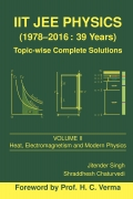 IIT JEE Physics (1978-2016: 39 Years), Vol. 2